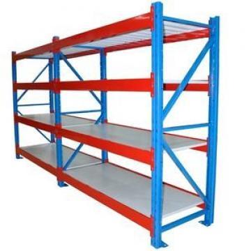 Multilayer Industrial Mezzanine Steel Platform Rack for Warehouse