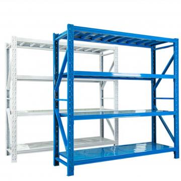 Refrigerated Area 4 Tier Slanted Wire Shelving Unit Chrome Finish (36