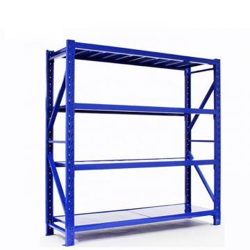 Warehouse Storage Shelves Heavy Duty Teardrop Pallet Rack