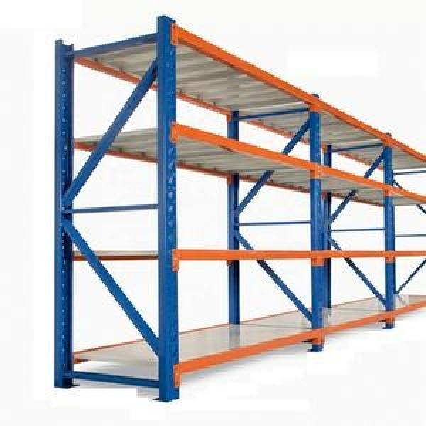 Heavy Duty Steel Selective Pallet Storage Racking for Industrial Warehouse
