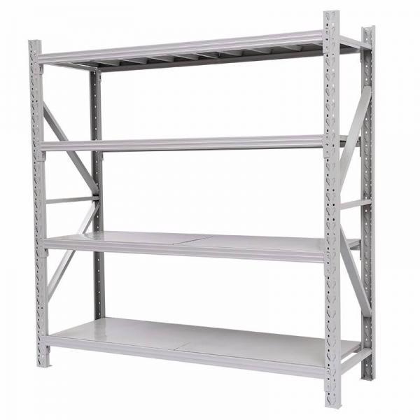 Heavy Duty Industry Display Selective Stacking Galvanized Mezzanine Cantilever Warehouse Storage Metal Shelf Pallet Steel Cargo Rack