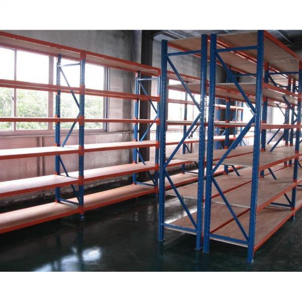 Industrial Light Duty Angle Steel Shelving for Boxes