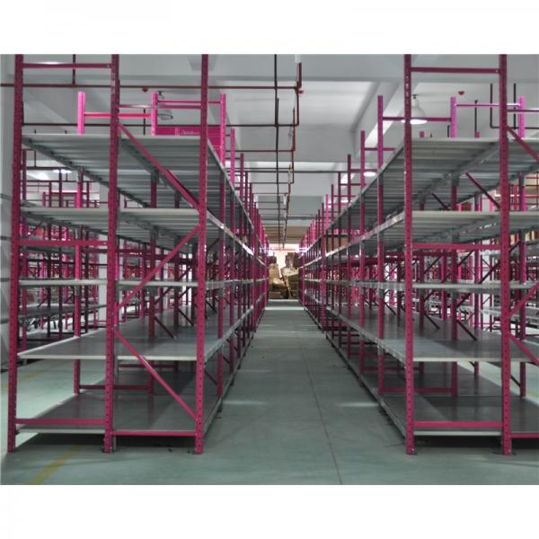 Industrial Light Duty Warehouse Storage Steel Pallet Boltless Rivet Shelving