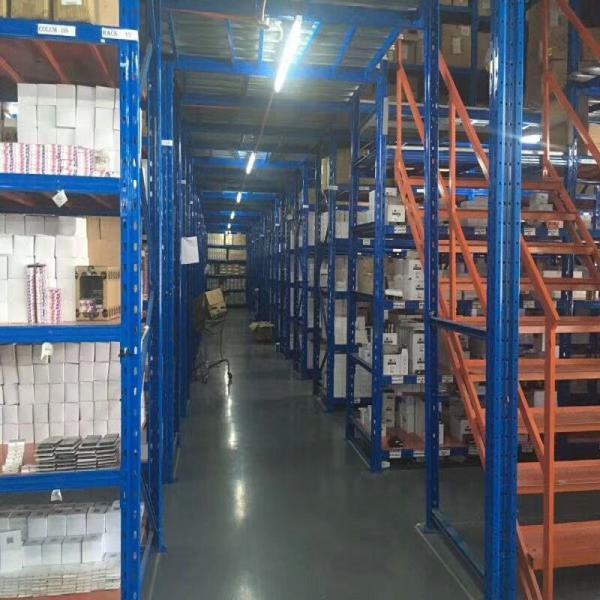 Industrial Light Duty Adjustable Steel Storage Rack Shelves