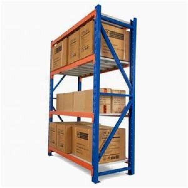 Metal Integrated Supermarket Shelf and Warehouse Storage Pallet Display Rack